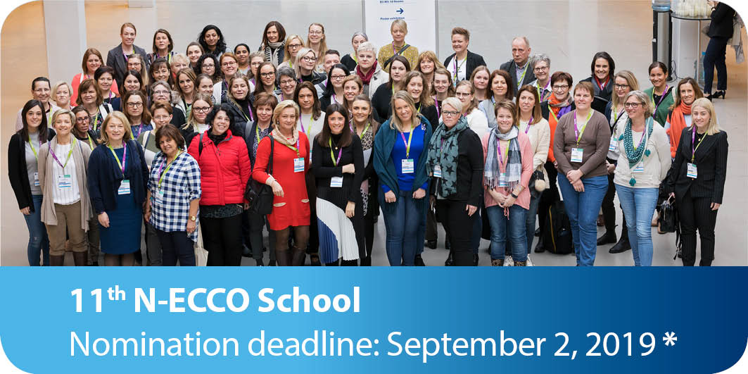 15 Call for N ECCO School nominations
