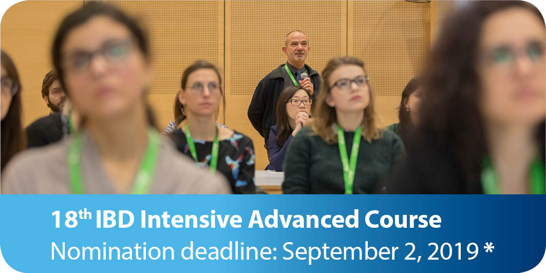 16 Call for IBD Intensive Advanced Course