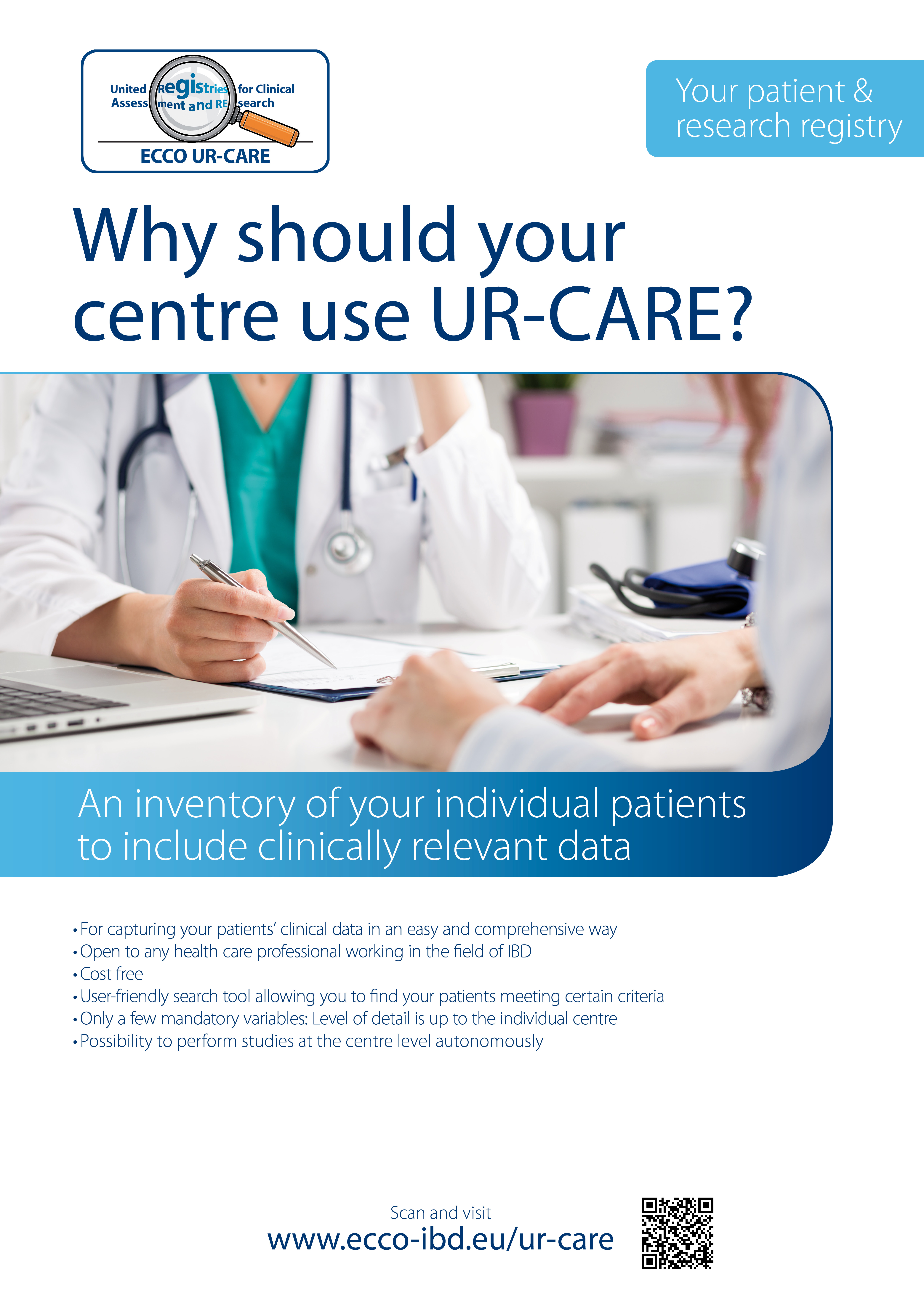 MASTER 2018 POSTER URCARE Individual Centres print