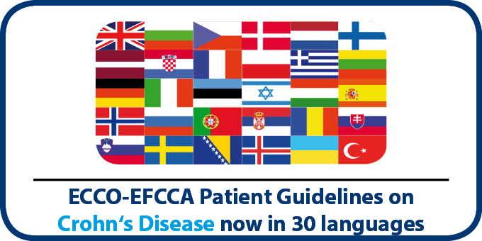MASTER ECCO EFCCA Patient Guideline Translations CD