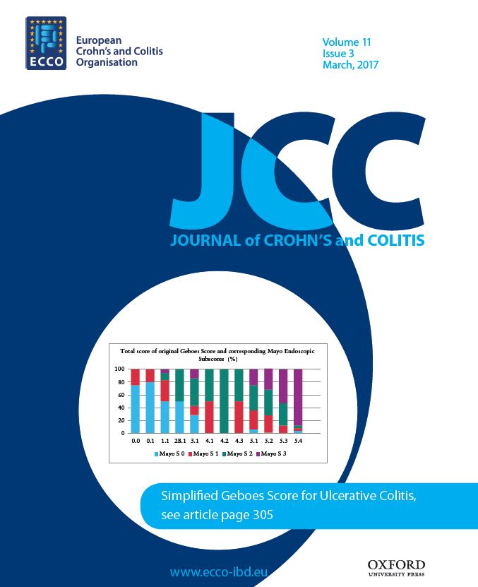 JCC Cover IBD in the Elderly